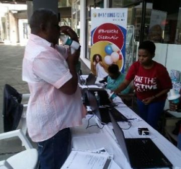 Healthy Lungs for Life Durban events