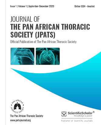 Journal of the Pan African Thoracic Society