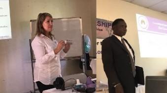 PATS Spirometry Training hosted in Uganda in November 2017