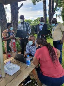Spirometry course Harare Zimbabwe