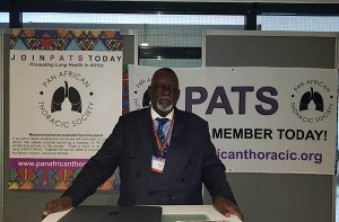 PATS at Union Conference 2018